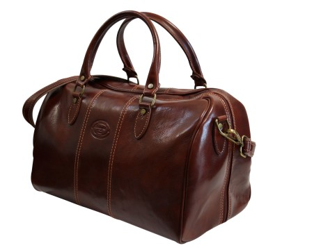 Man leather bag